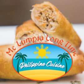 Oct. 21 Thursday Food w/ Me Lumpia Long Time